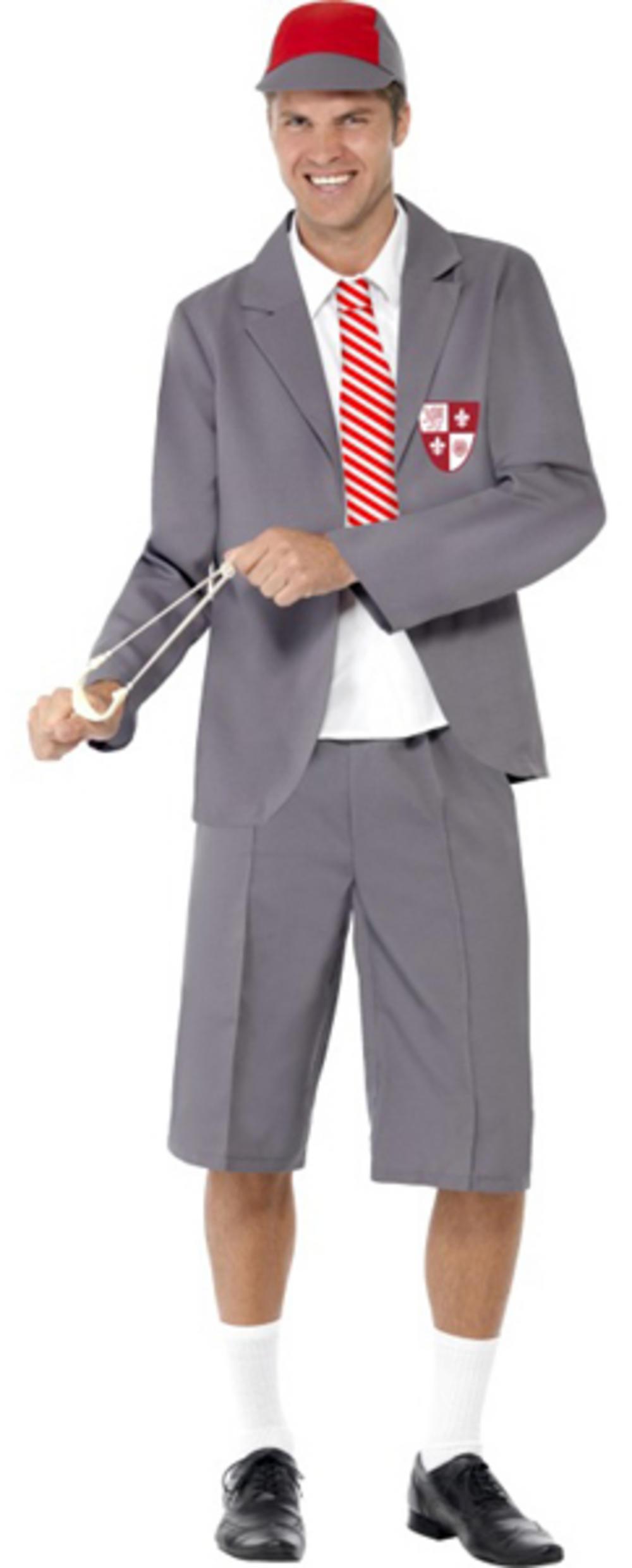 School Boy Costume