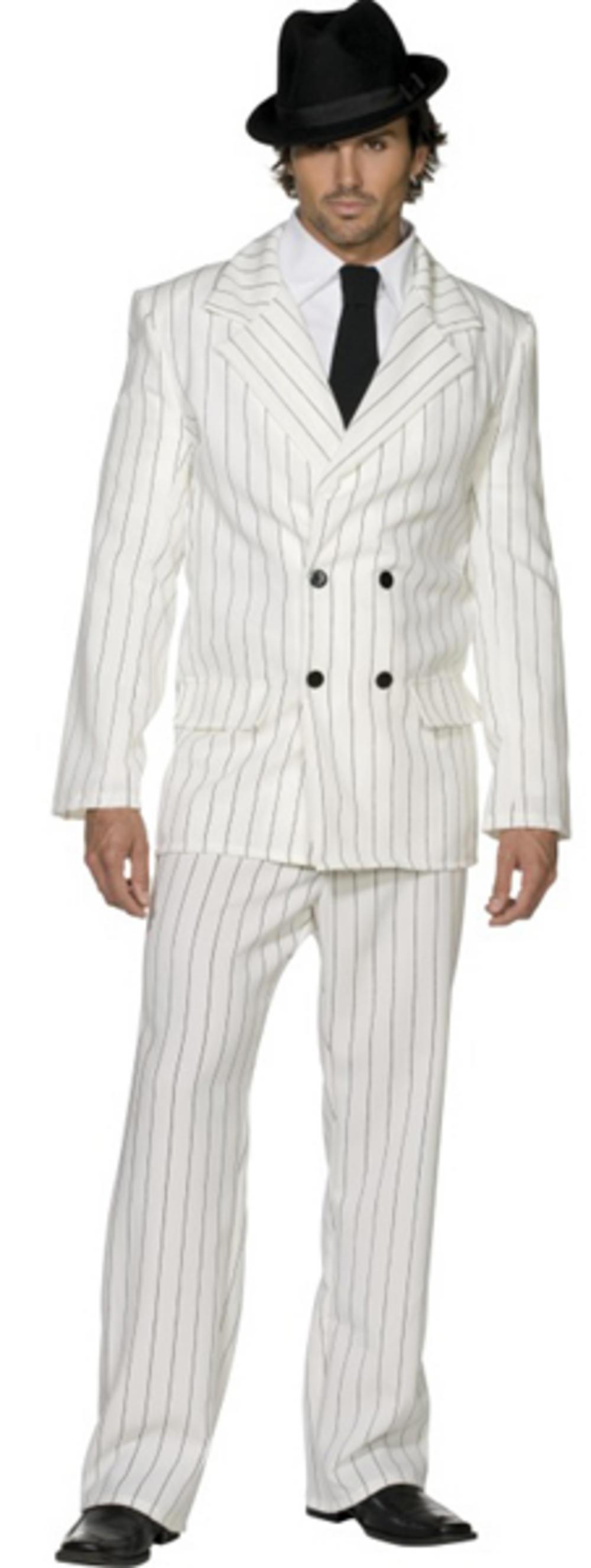 Fever Gangster Costume