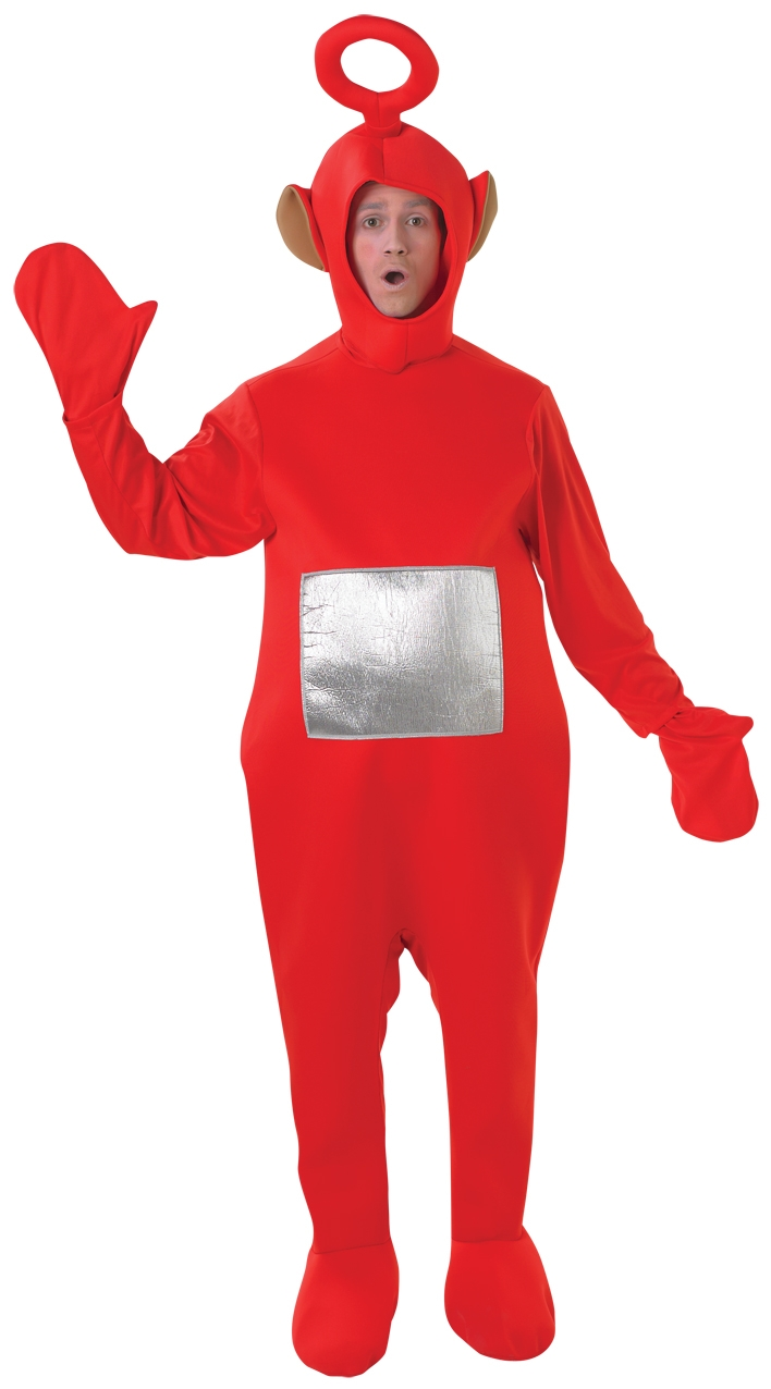 po teletubbies costume