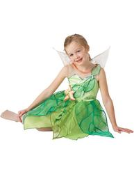 Girls Tinkerbell Fairy Costume
