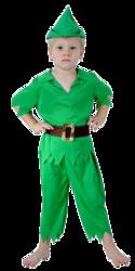 Kids Peter Pan Costume