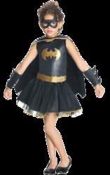 Girls Batgirl Tutu Costume