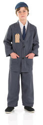 Evacuee Boy Suit 40s Costume