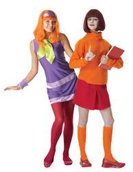 Scooby Doo Velma & Daphne Costume