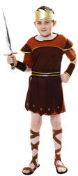 Toddler Roman Solider Costume