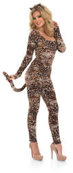 Cougar Cat Suit Costume