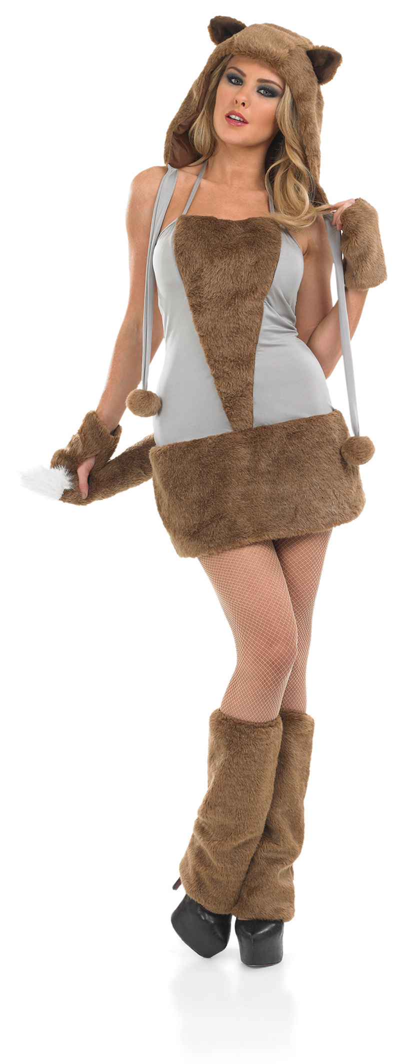 Halloween costume Plus sexy size fox