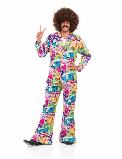 60s Psychedelic Suit
