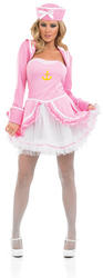 Pink Tutu Sailor Girl Costume