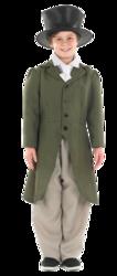 Regency Boy Costume