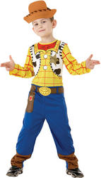 Boys Toy Story Woody Fancy Dress Costume