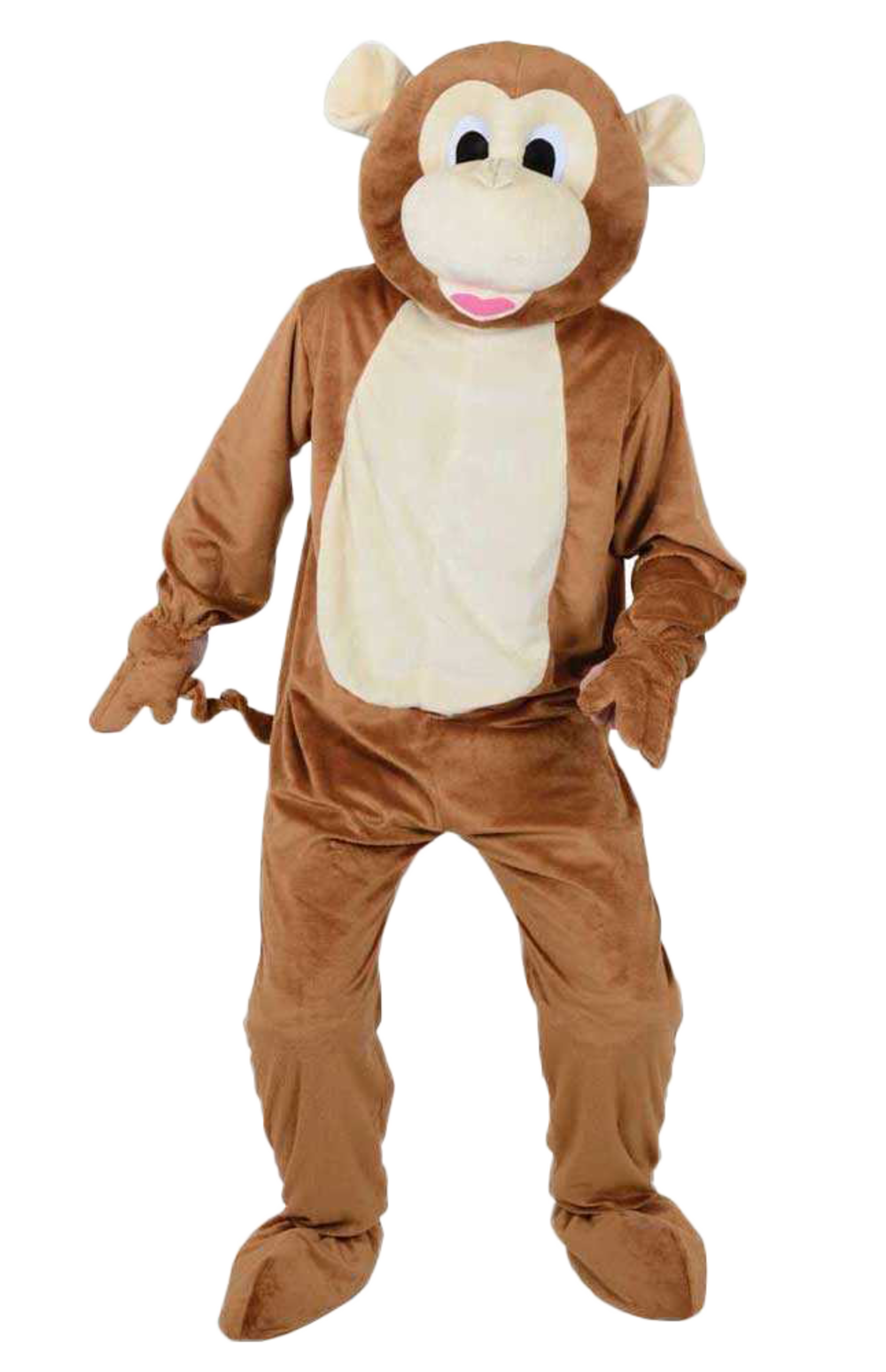 Mini Mascot Cheeky Monkey Costume