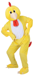 Mini Mascot Funky Chicken Costume