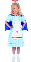 Vintage Nurse Fancy Dress