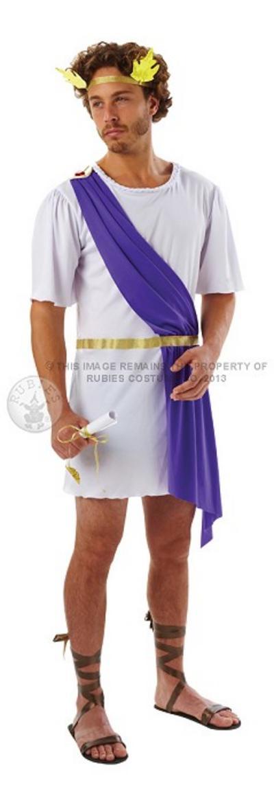 Greek God Fancy Dress Costume