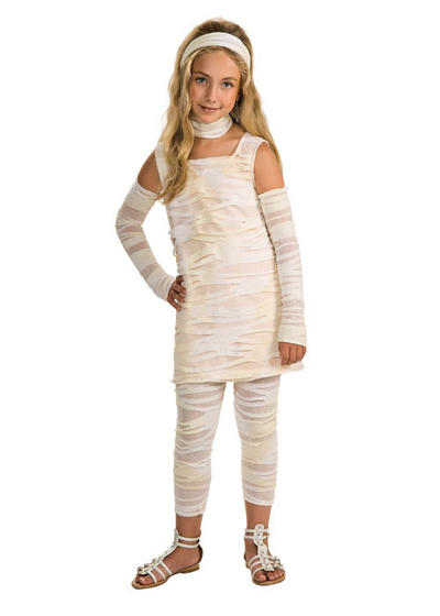 Mummy-Ista Costume