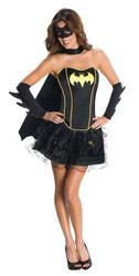 Batgirl Corset Costume