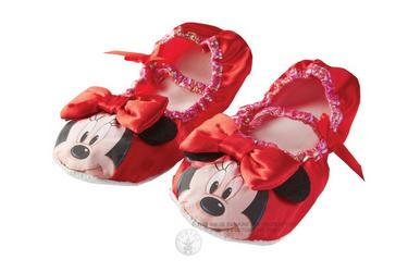 Minnie Mouse Red Ballet Pumps