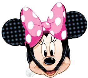 Minnie Mouse Pink Deluxe Ears
