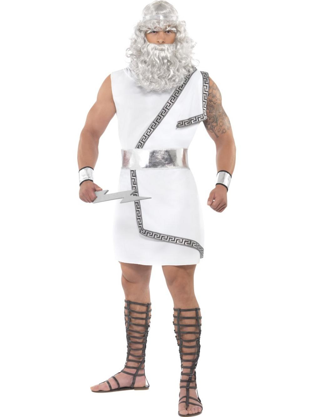 Zeus Greek God Costume