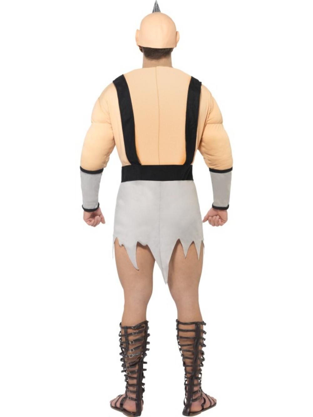 mythical greek cyclops costume letter