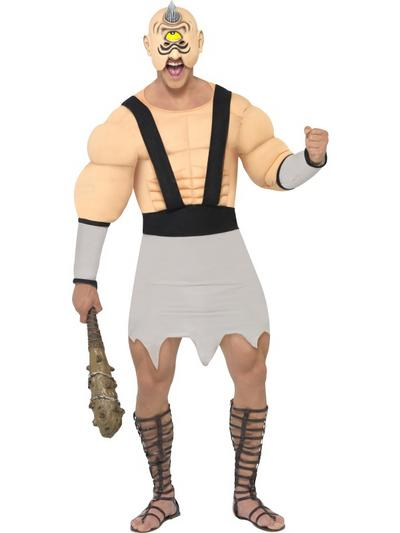Mythical Greek Cyclops Costume