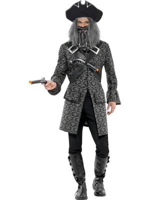 Deluxe Terror of the Sea Pirate Costume