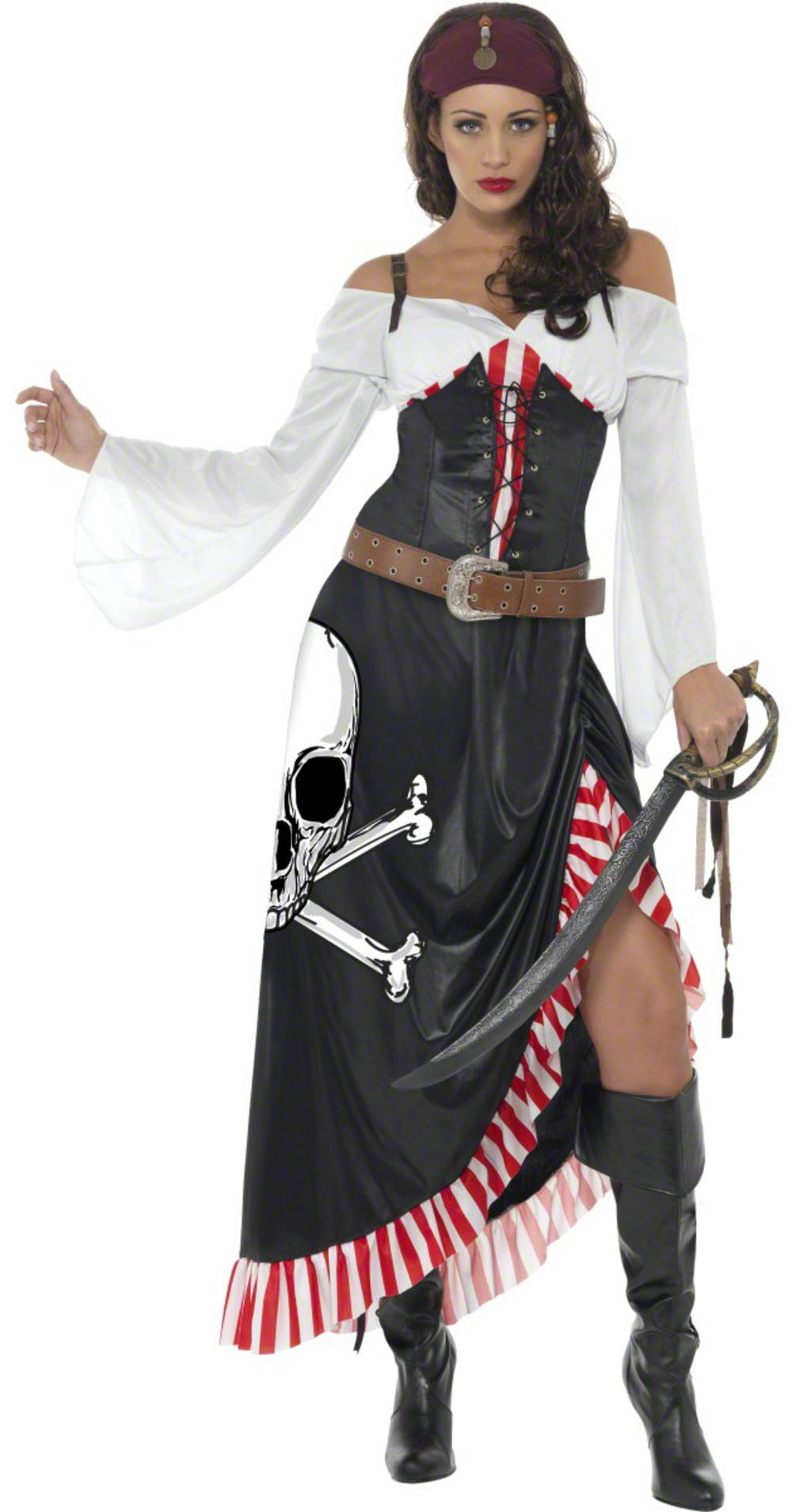Swashbuckler Pirate Costume