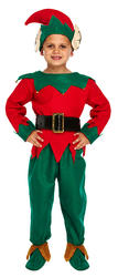 Childrens Elf Costume