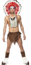 Indian Chief Village People Costume