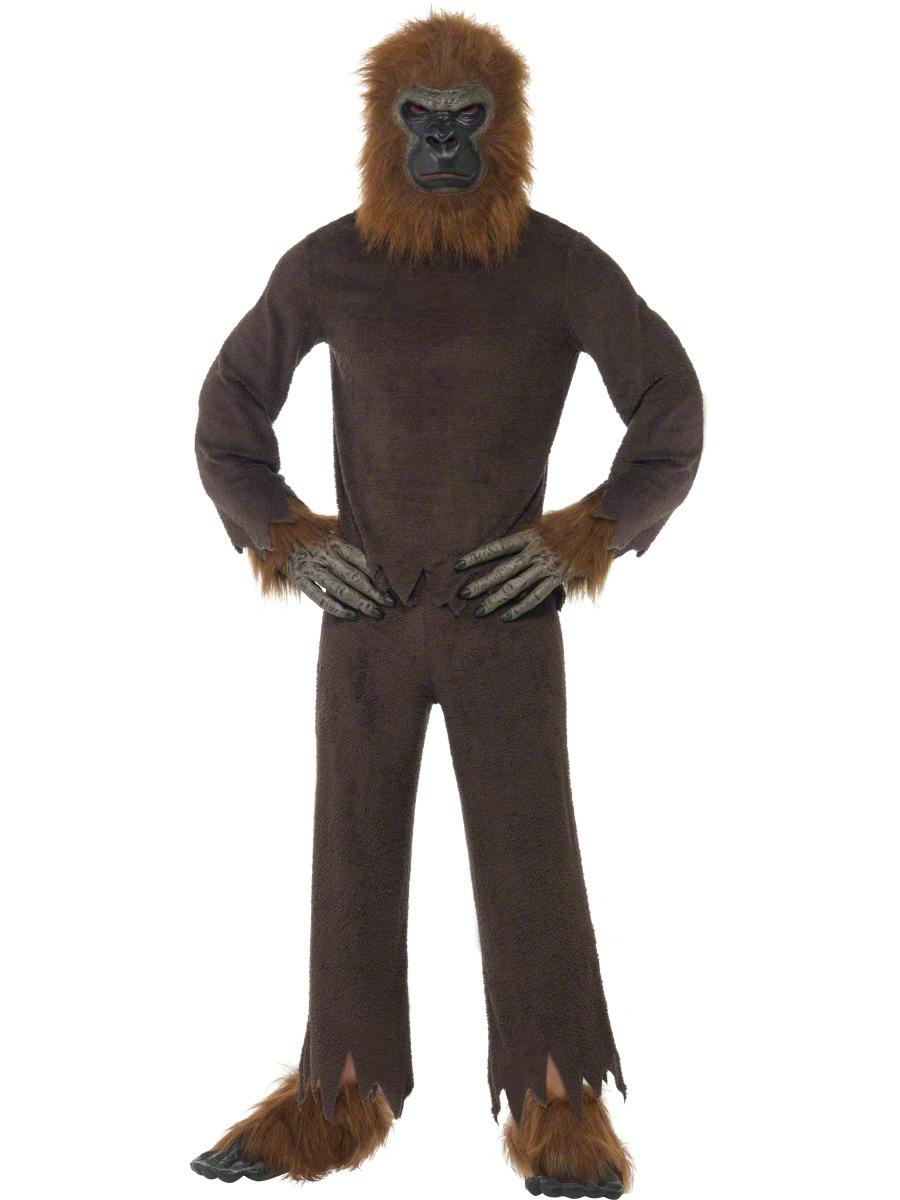 Ape Costume Letter Quot A Quot Costumes Mega Fancy Dress