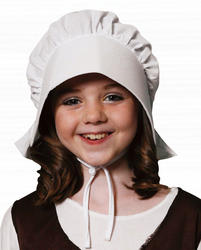 Girl's Victorian Bonnet