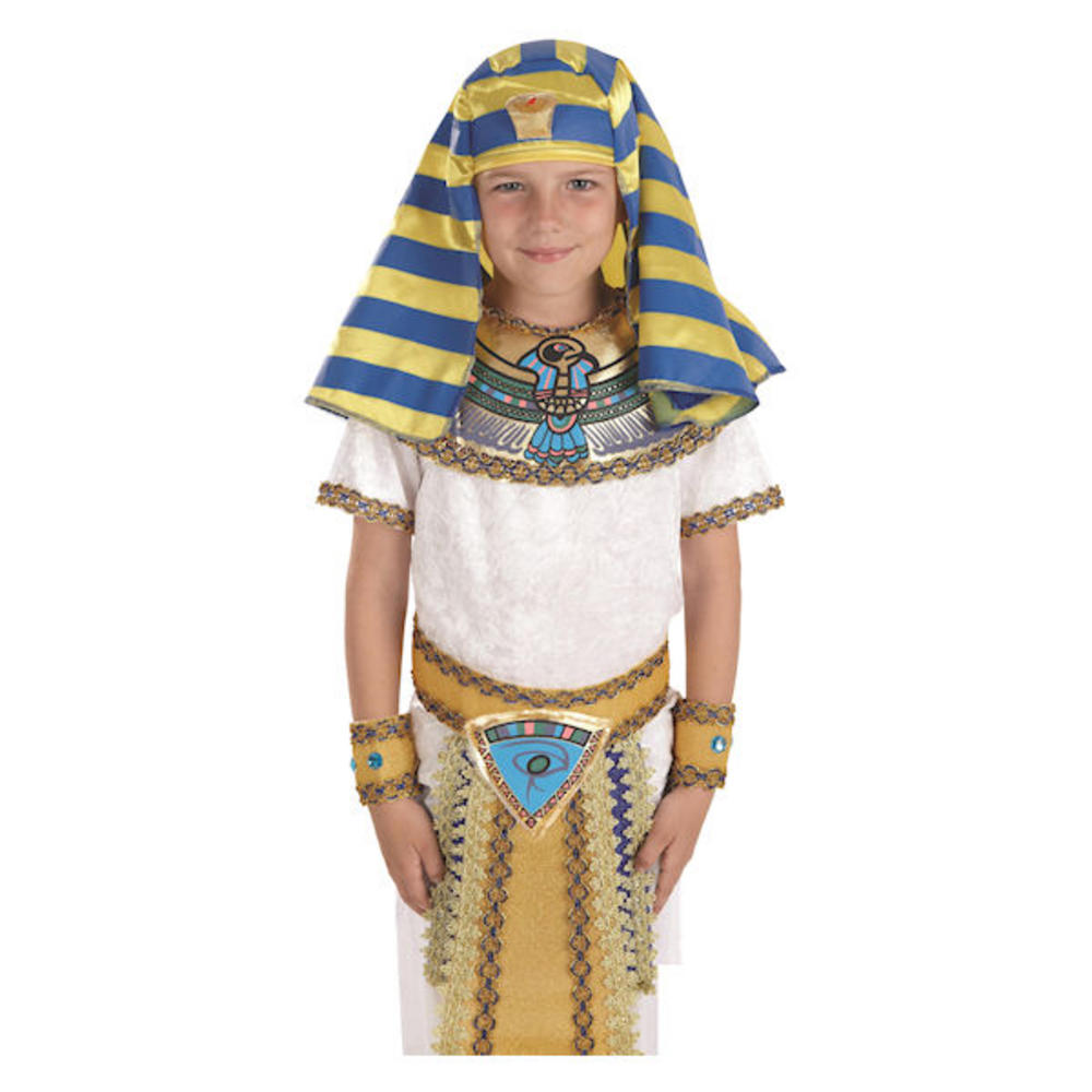 how to make egyptian costume for boy
