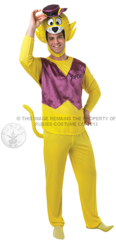 Officially Licensed Top Cat Costume
