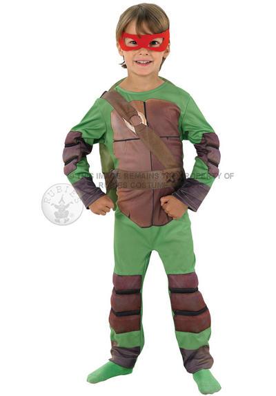 Deluxe Teenage Mutant Ninja Turtle Costume
