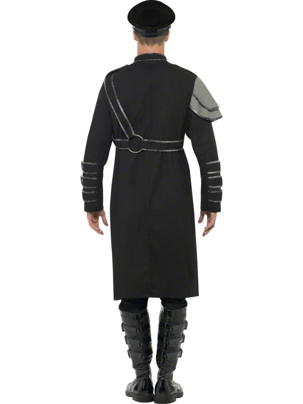 steam punk military man costume all mens halloween