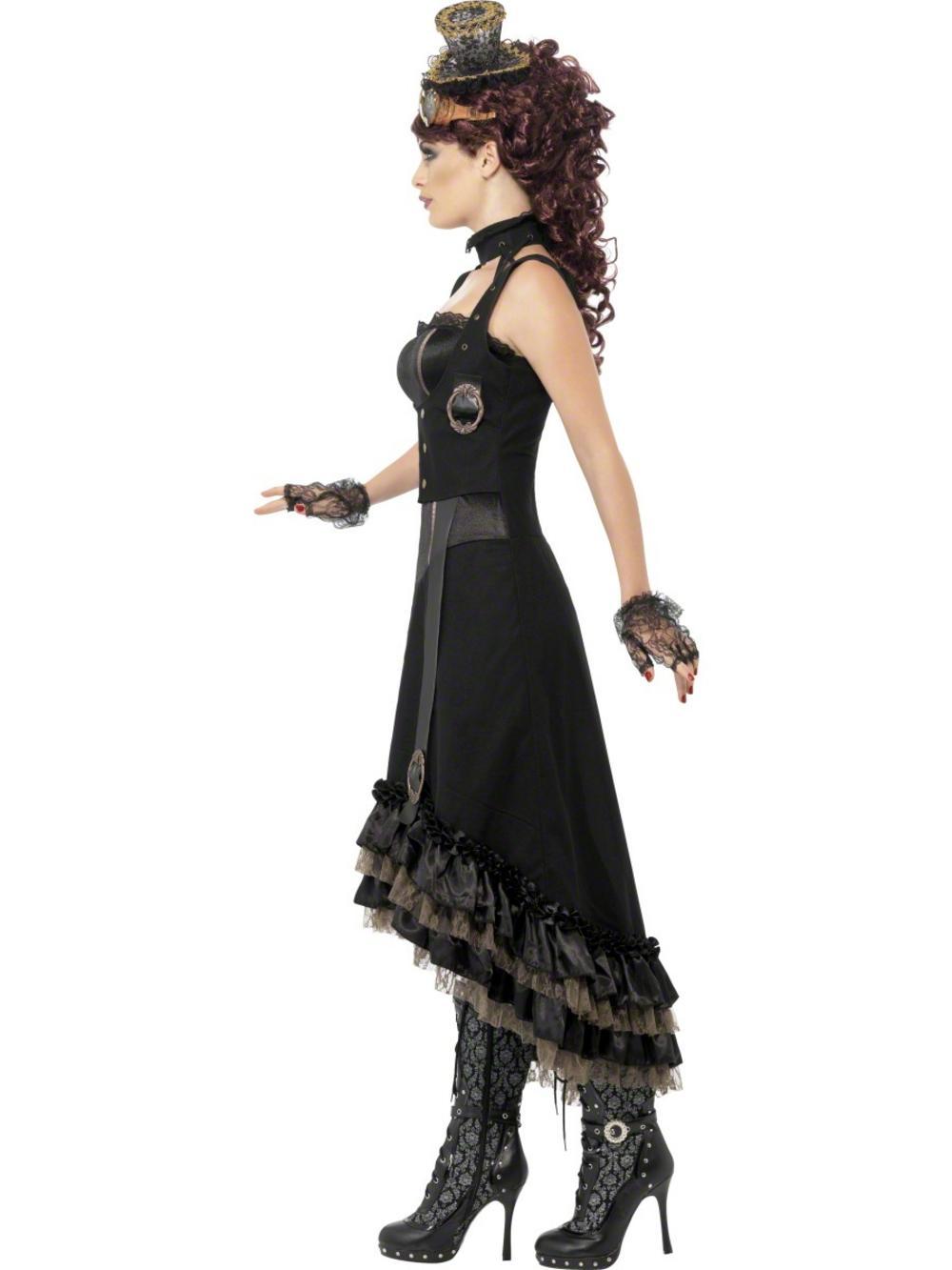 Steam Punk Vamp Costume All Ladies Halloween Costumes