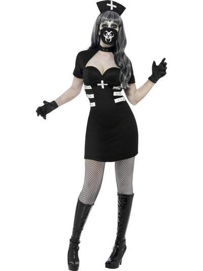 Nurse Delirium Costume