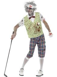 Zombie Golfer Costume