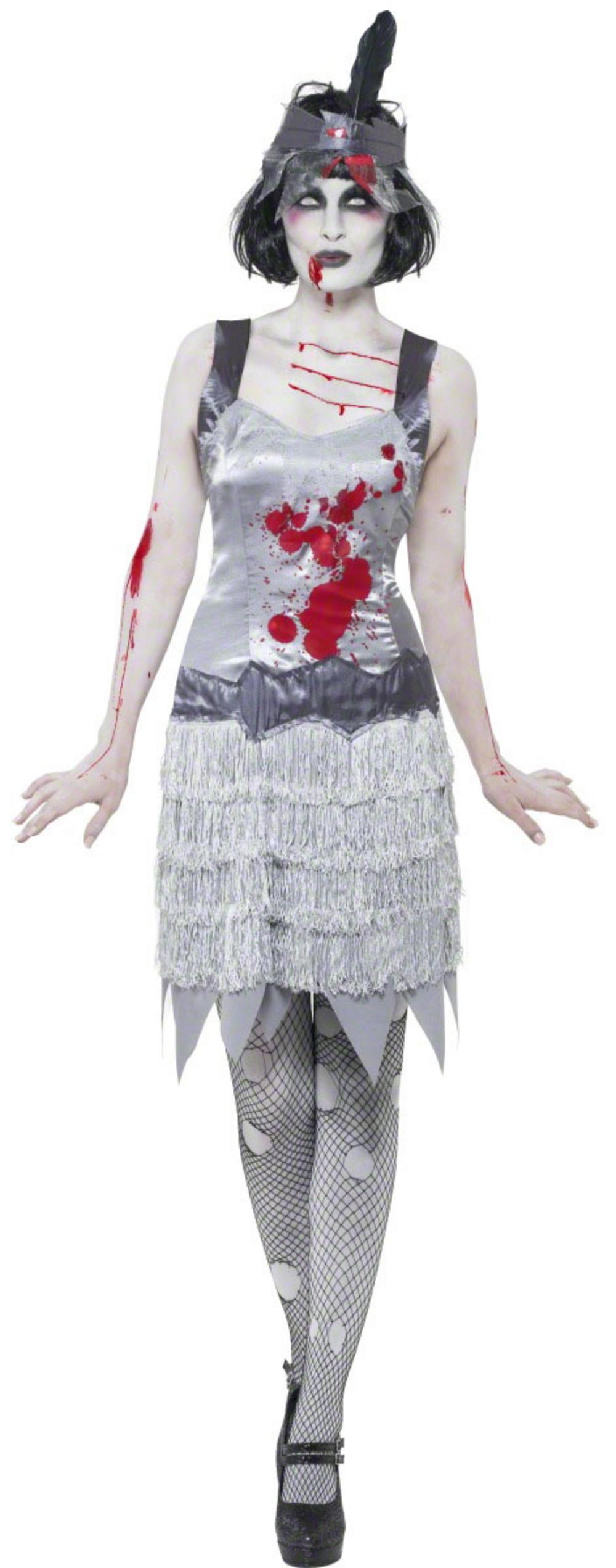 Zombie Flapper Costume