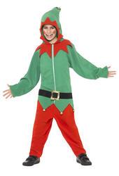 Elf Boy Costume