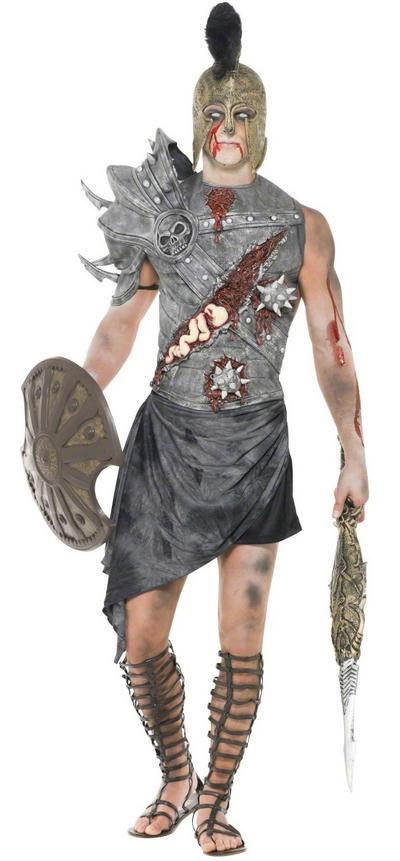 Zombie Gladiator Costume