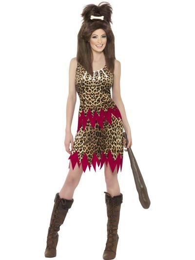 Cavegirl Cutie Costume
