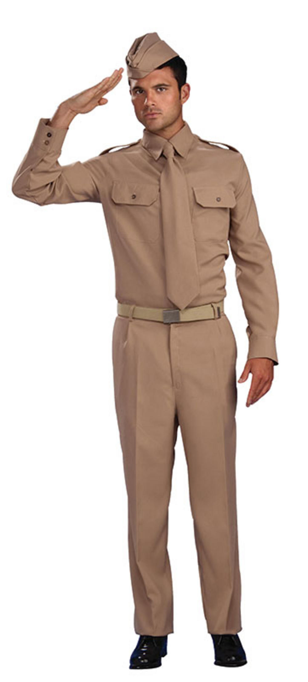 WW2 Private Solider Costume