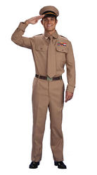 WW2 Army General Costume