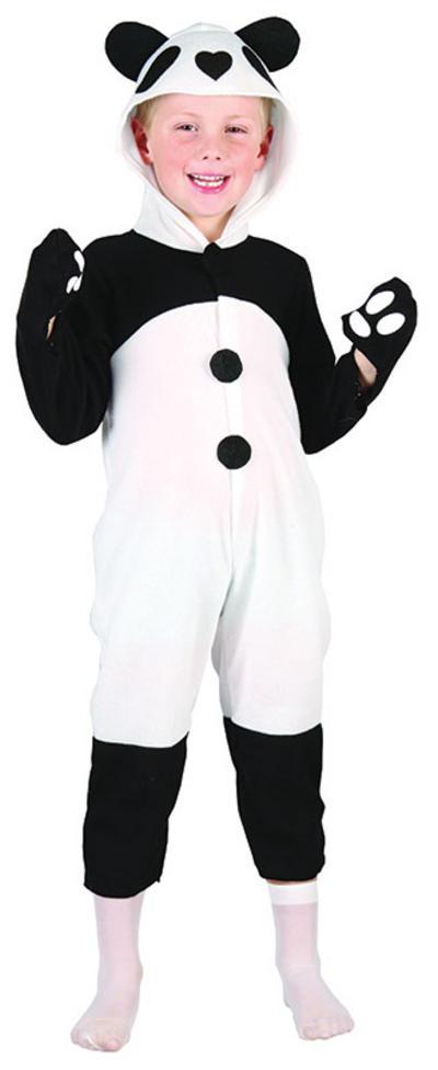 Toddlers Panda Costume