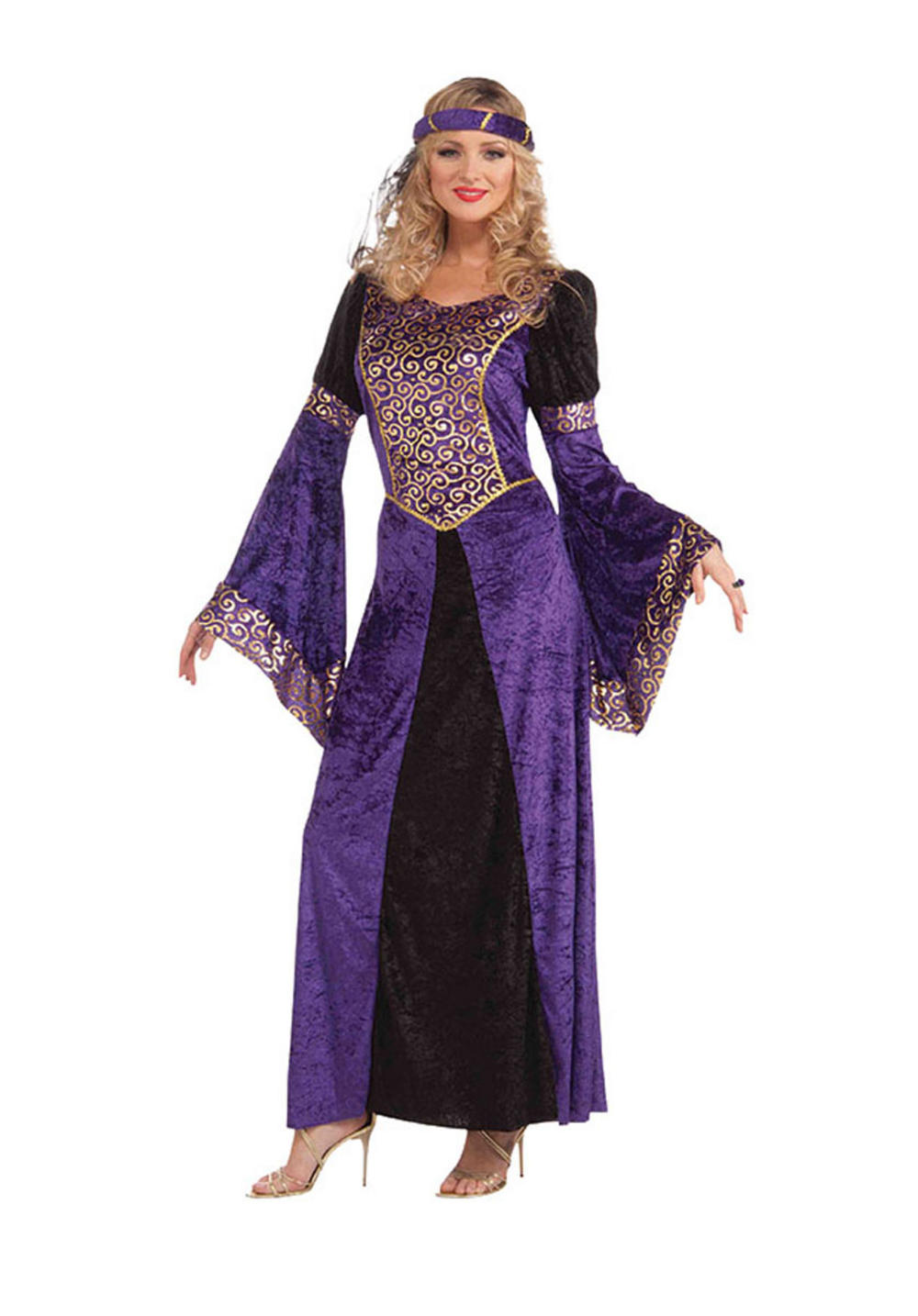 Medieval Maiden Costume | All Ladies Costumes | Mega Fancy Dress