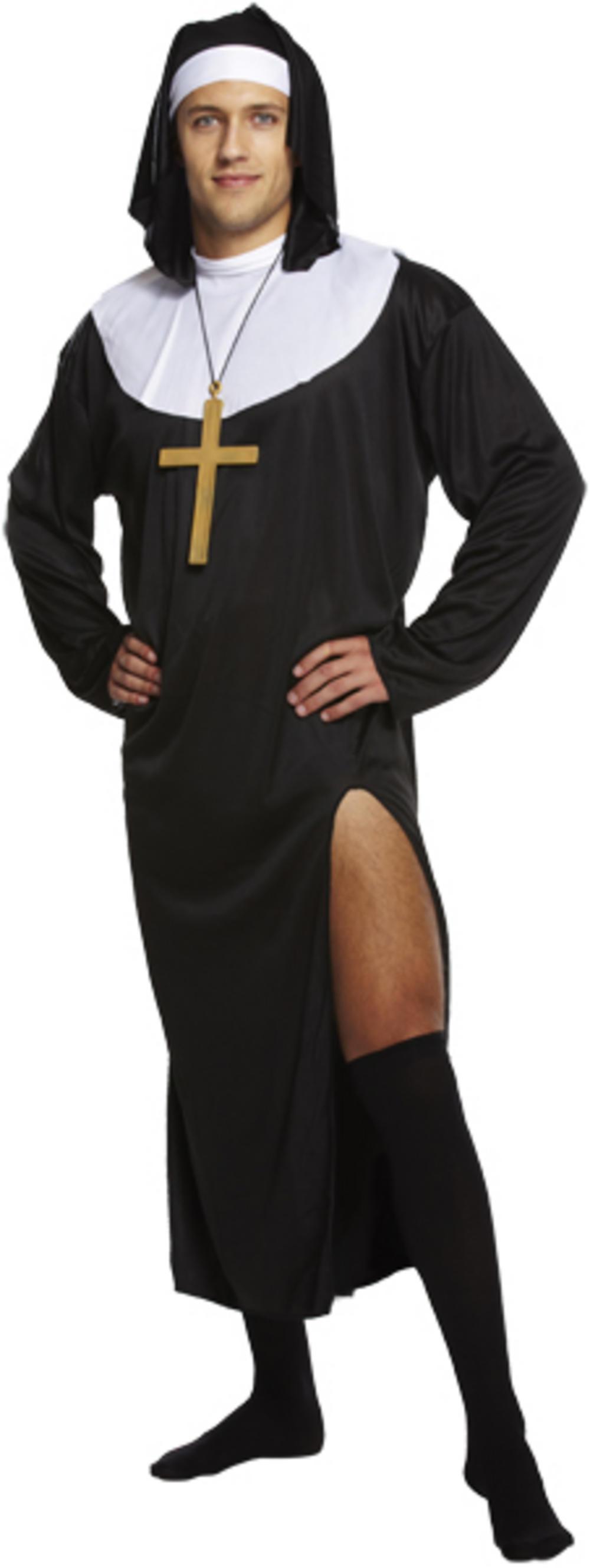 Male Nun Costume