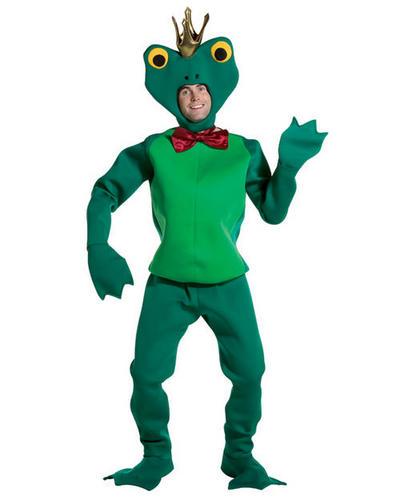 Frog Prince Costume