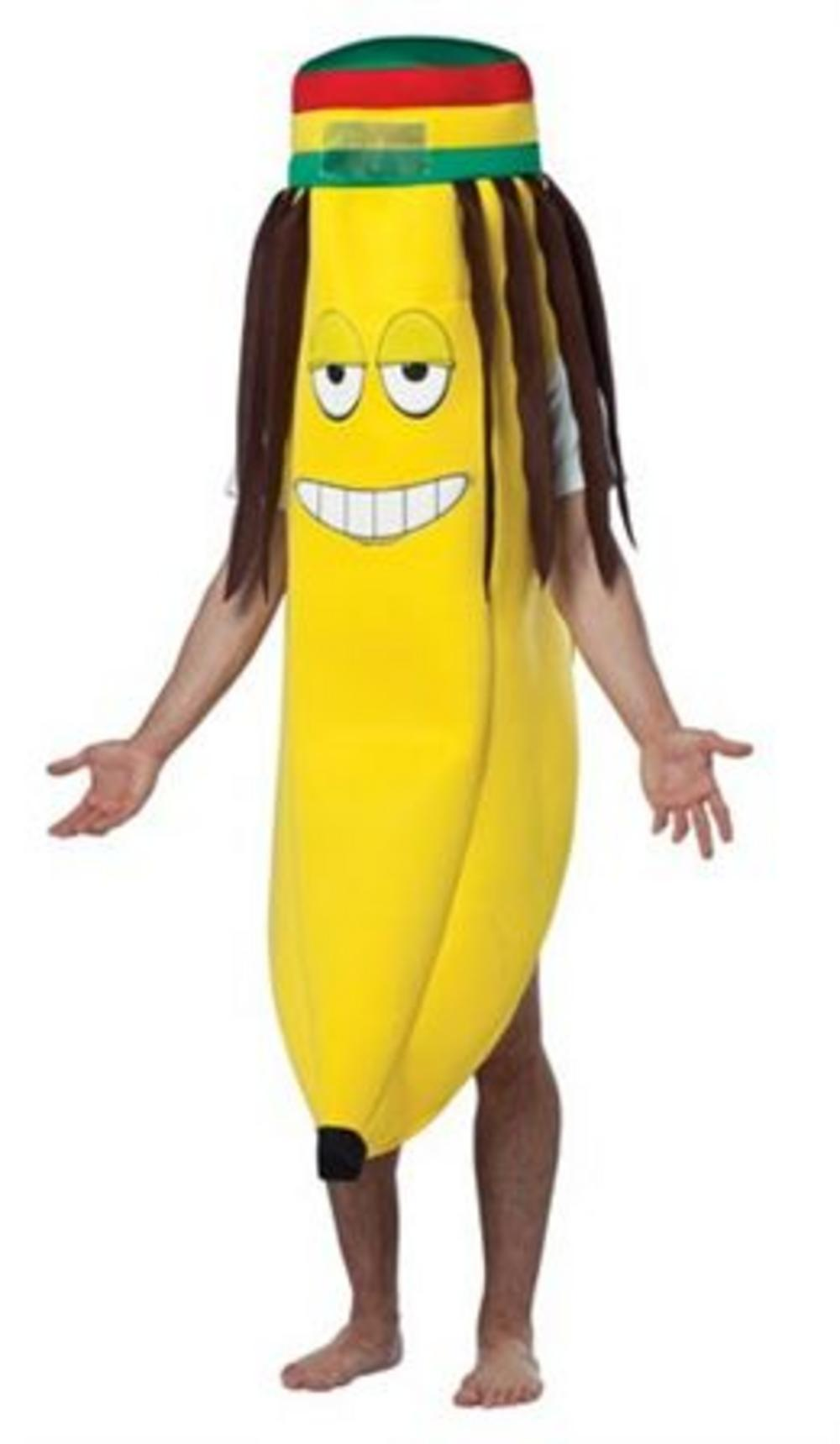 Rasta Banana Costume | All Ladies Costumes | Mega Fancy Dress
